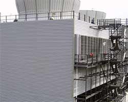 برج خنک کننده هیبریدی