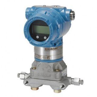ترانسمیتر اختلاف فشار رزمونت مدل3051CD3