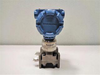 ترانسمیتر اختلاف فشار رزمونت مدل 3051S2CD2A