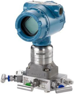 ترانسمیتر  فشار رزمونت مدل 3051S2CG4