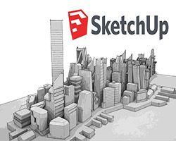 معرفی نرم افزار SketchUp